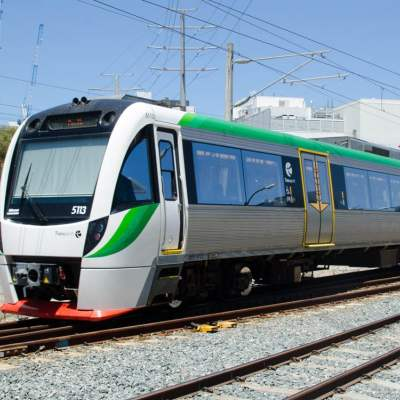 Transperth Train Perth 2017